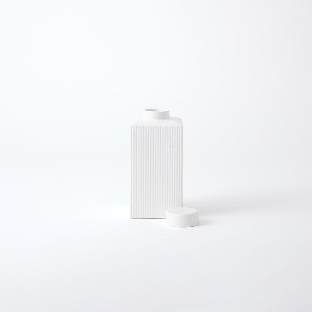 Global Views - Grid Texture Jar