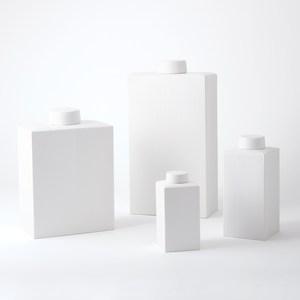 Thumbnail of Global Views - Grid Texture Jar