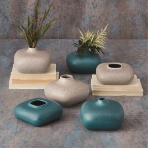Thumbnail of Global Views - Modernist Vase, Azure, Medium