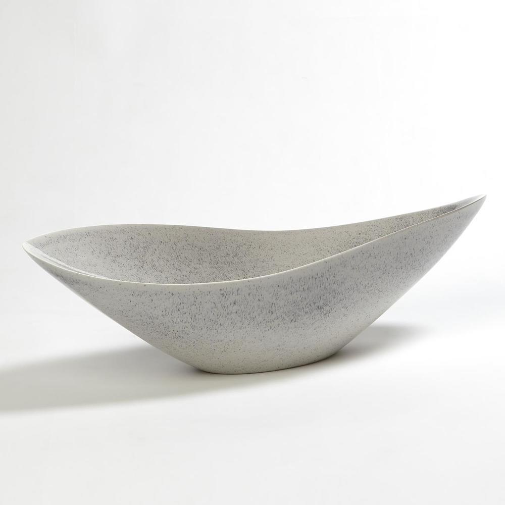 Global Views - Sexy Bowl, Grey Reactive