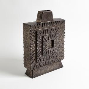 Thumbnail of Global Views - Artisan Square Vase, Large