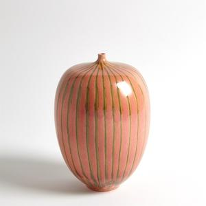 Thumbnail of Global Views - Striped Melon Vase, Small