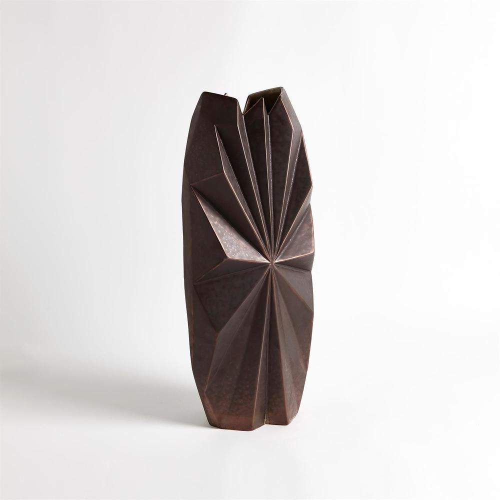 Global Views - Star Facet Vase, Large