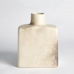 Thumbnail of GLOBAL VIEWS - Short Stack Bottle, Reactive Ivory, Large