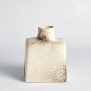 Thumbnail of Global Views - Short Stack Bottle, Reactive Ivory, Medium