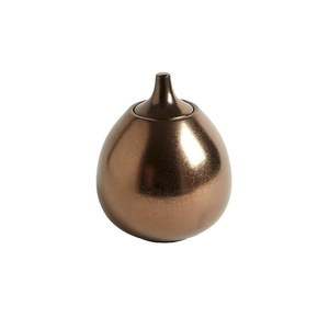 Thumbnail of Global Views - Lidded Gourde, Smooth, Bronze