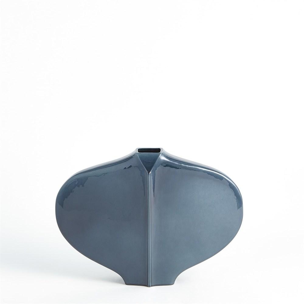 Global Views - Center Ridge Vase, Small