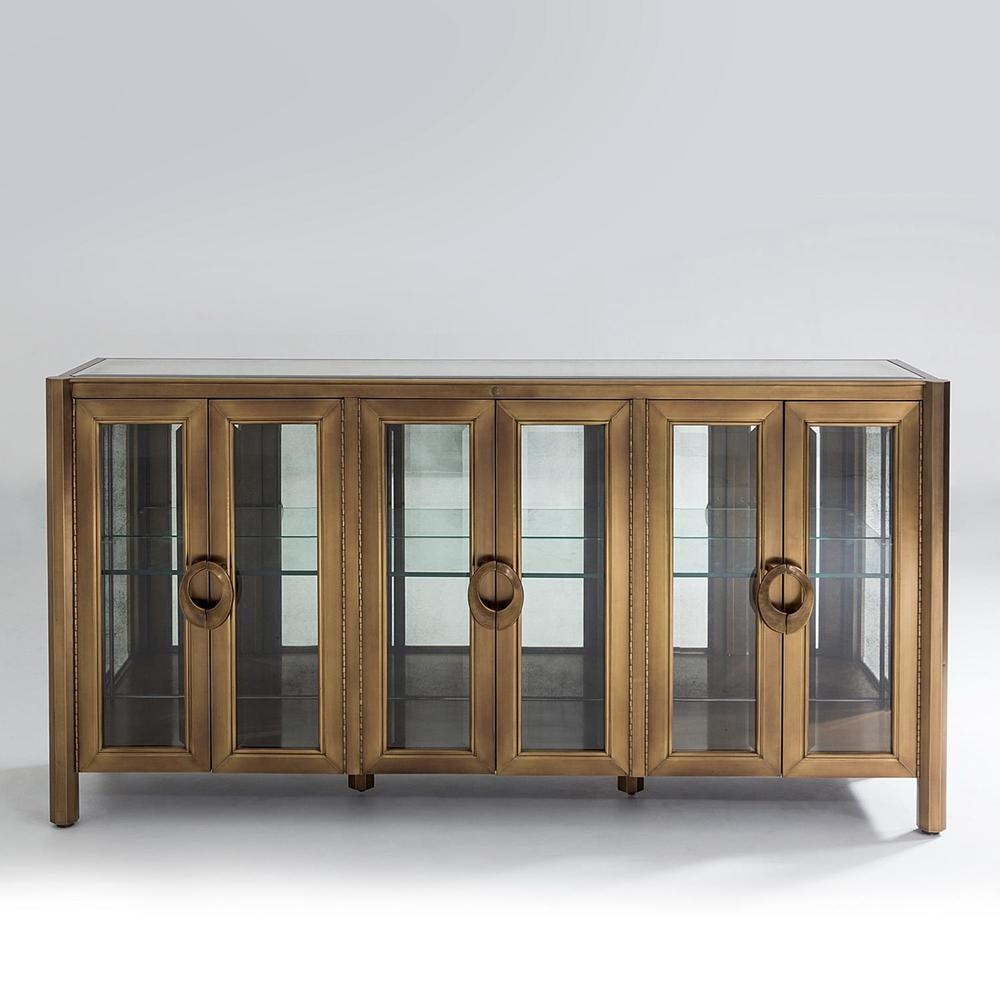 Global Views - Apothecary Console Cabinet