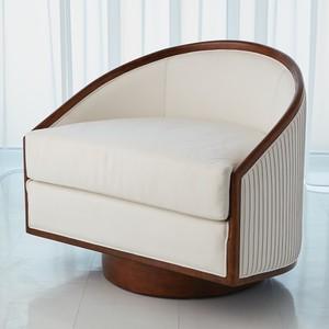Thumbnail of Global Views - Swivel Chair