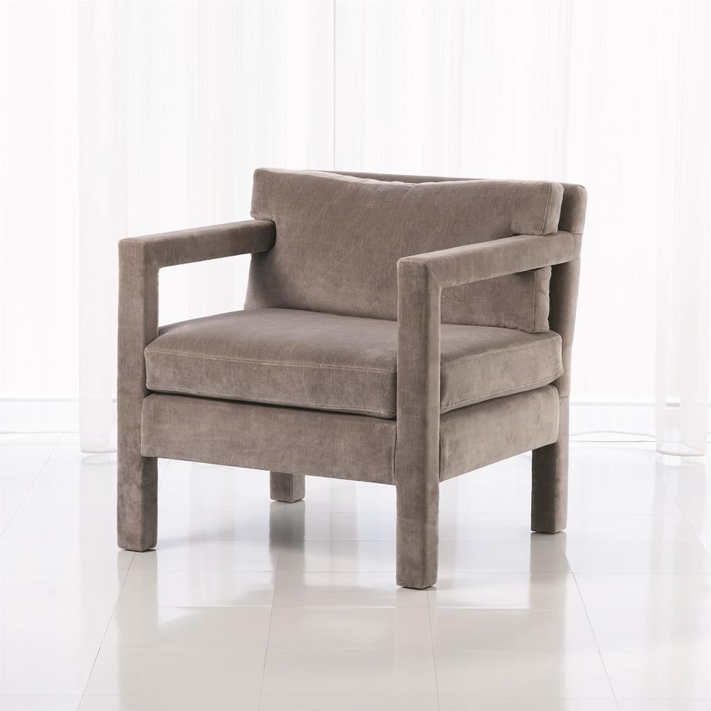 Global Views - Swank Club Chair