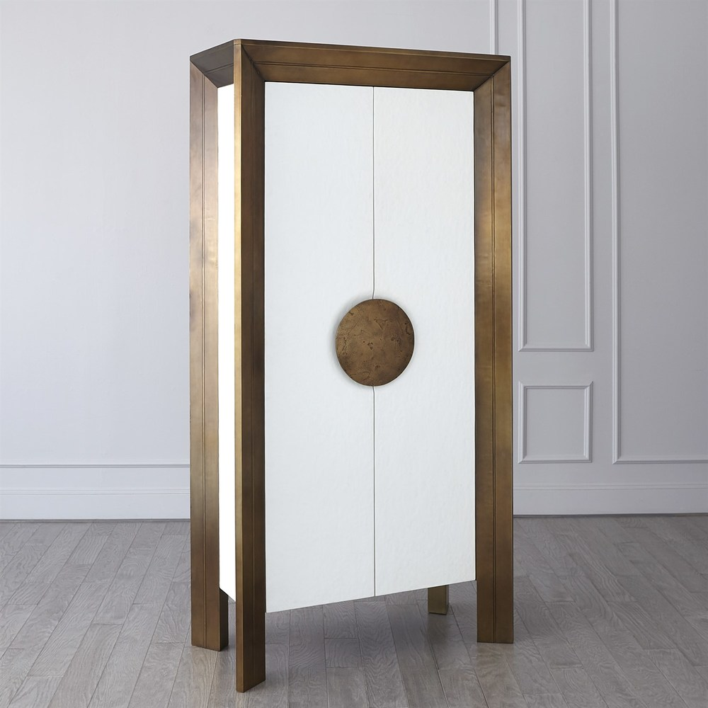 Global Views - Framed Tall Cabinet