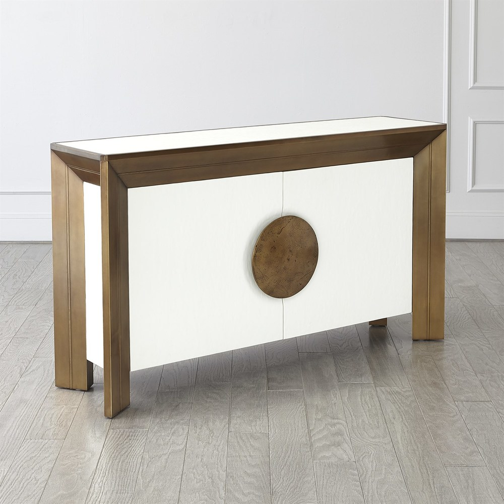 Global Views - Framed Console