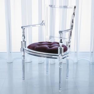 Thumbnail of GLOBAL VIEWS - Marilyn Acrylic Arm Chair