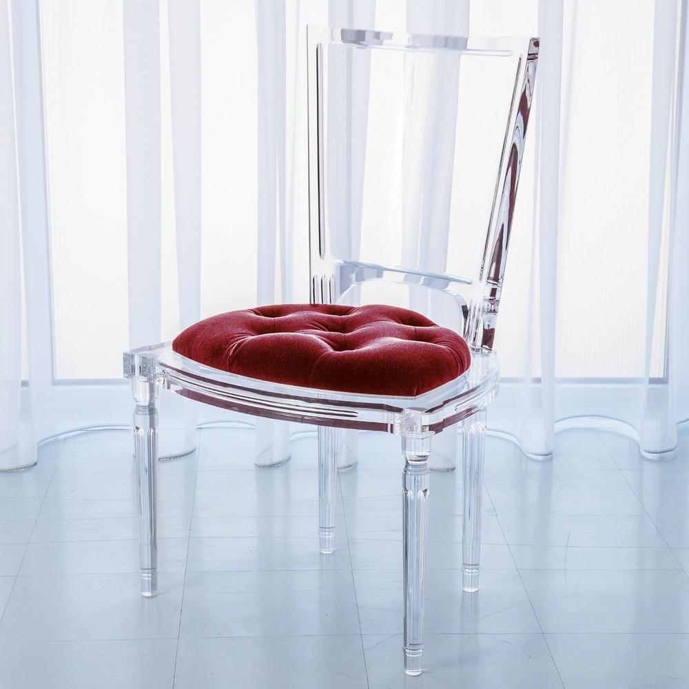 Global Views - Marilyn Acrylic Side Chair