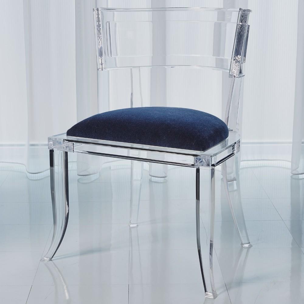 Global Views - Klismos Acrylic Chair