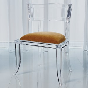 Thumbnail of Global Views - Klismos Acrylic Chair