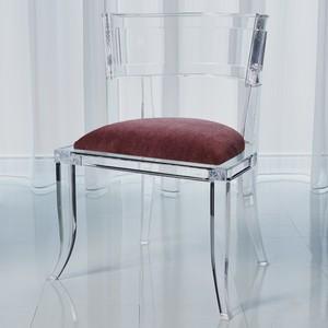 Thumbnail of Global Views - Klismos Acrylic Chair