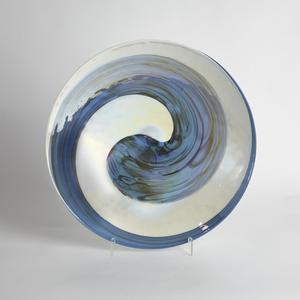 Thumbnail of Global Views - Ocean Swirl Charger