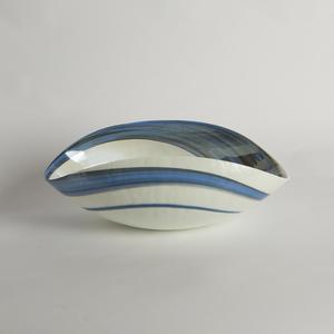 Thumbnail of Global Views - Ocean Swirl Bowl