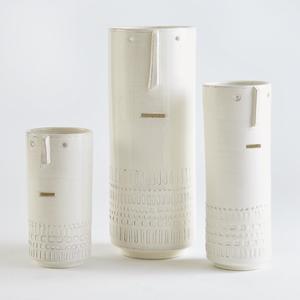 Thumbnail of Global Views - Mod Face Vase
