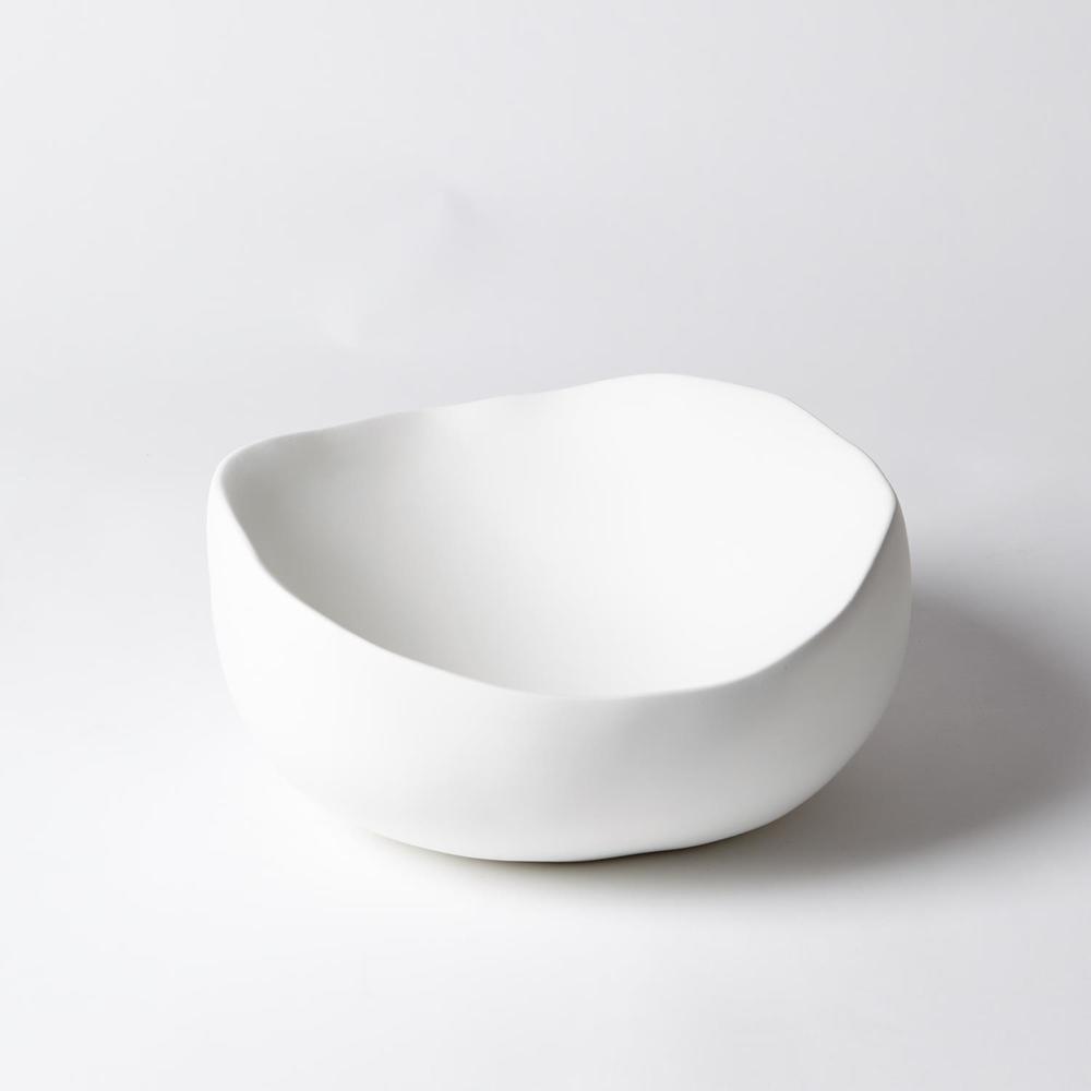 Global Views - Organic Round Bowl