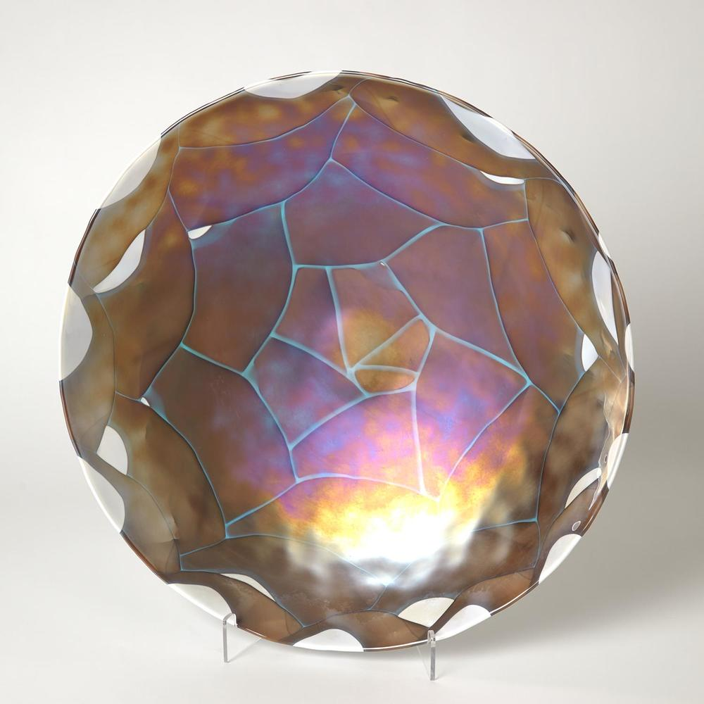 Global Views - Centerpiece Bowl/Charger