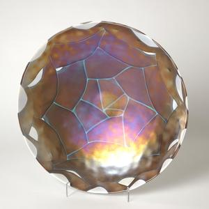 Thumbnail of Global Views - Centerpiece Bowl/Charger