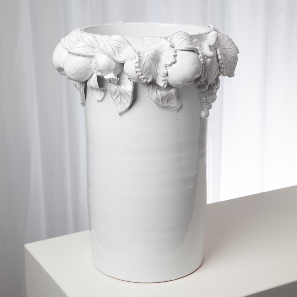 Global Views - Della Robbia Vase