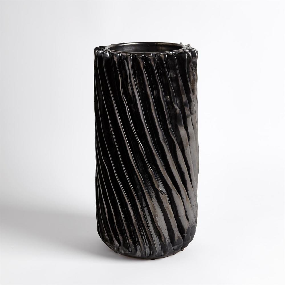 Global Views - Radiator Swirl Vase, Large