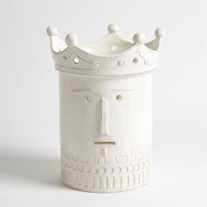 Thumbnail of Global Views - Royal Family Vase, King