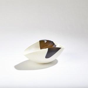 Thumbnail of GLOBAL VIEWS - Pleated Bowl, Small