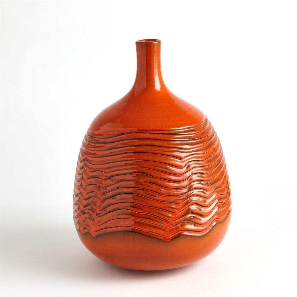 Global Views - Carved Vase