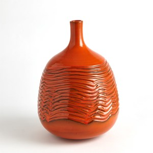 Thumbnail of Global Views - Carved Vase