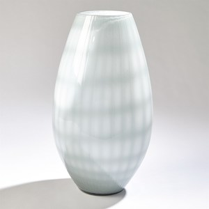 Thumbnail of Global Views - Cased Glass Grid Vase, Large