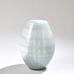 Thumbnail of Global Views - Cased Glass Grid Vase, Small