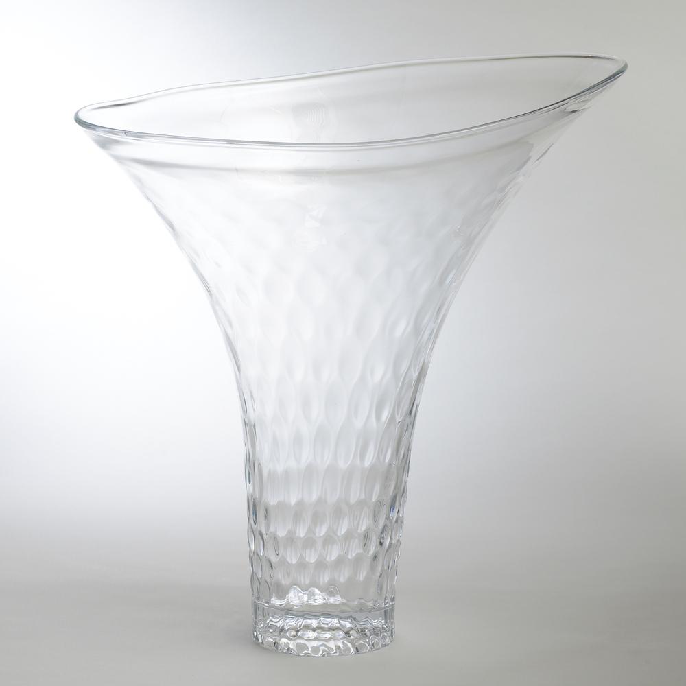 Global Views - Grande Honeycomb Flair Vase