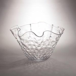 Thumbnail of Global Views - Honeycomb Optic Wavy Bowl