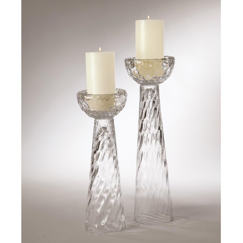 Global Views - Honeycomb Candle Holder/Vase, Large