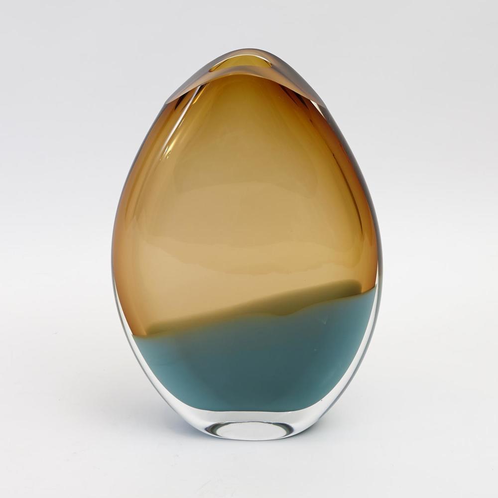 Global Views - Oval Vase
