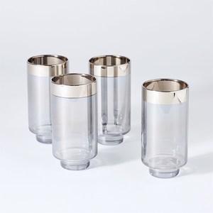 Thumbnail of Global Views - Twilight Drinking Glasses, Set/4