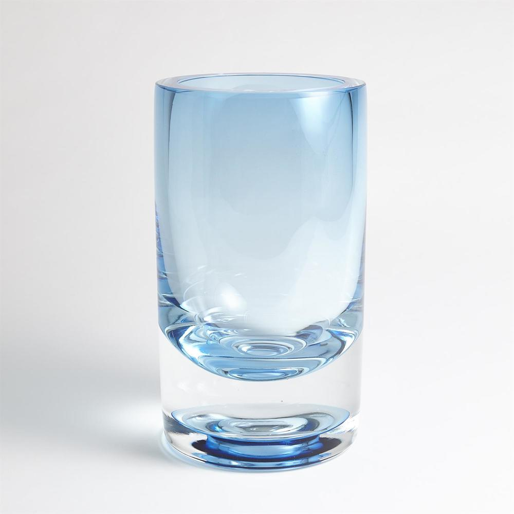 GLOBAL VIEWS - Thick Cylinder Vase