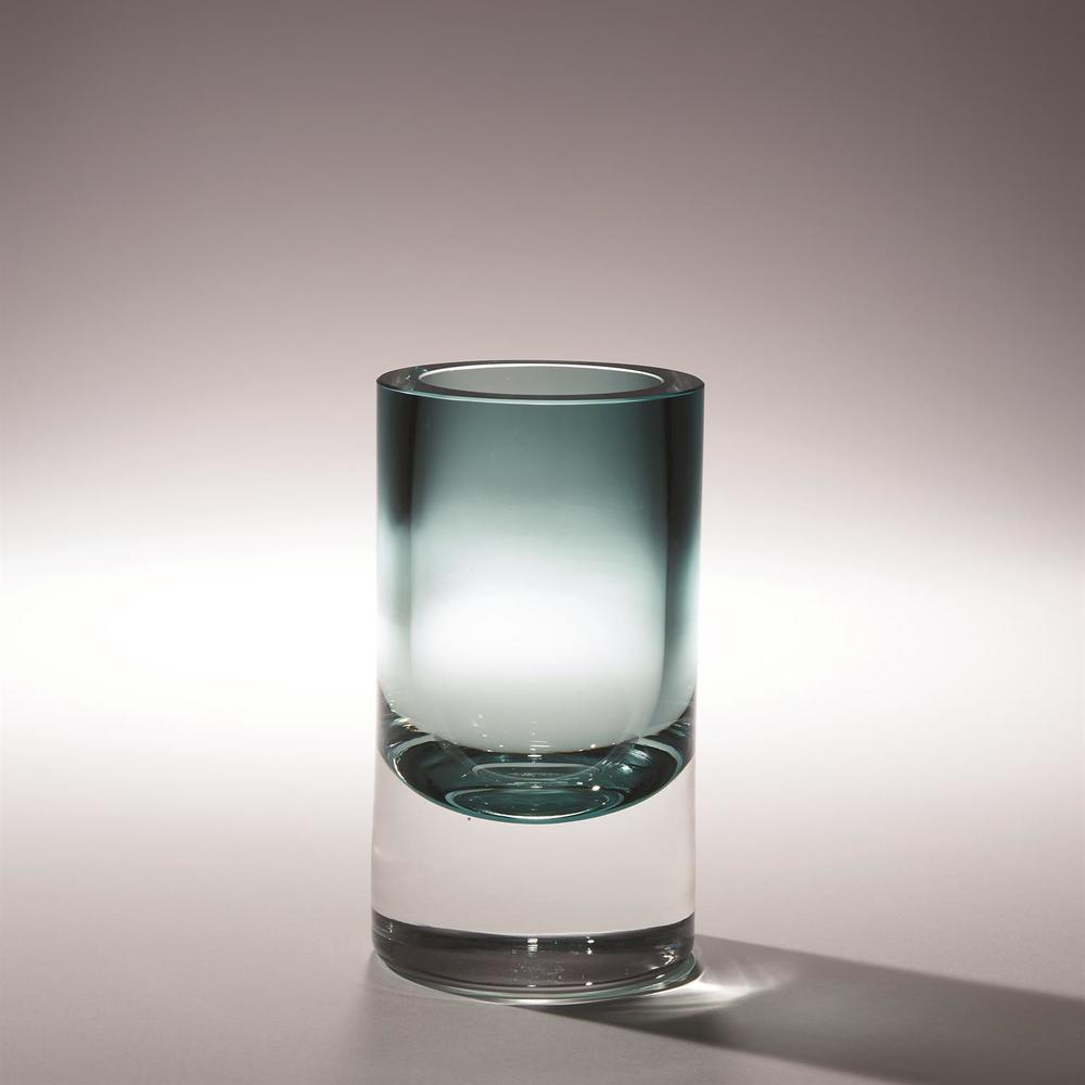Global Views - Thick Cylinder Vase, Mini