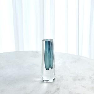 Thumbnail of Global Views - Square Cut Glass Vase