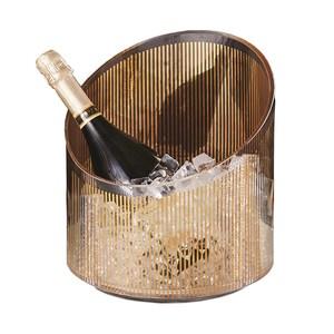 Thumbnail of Global Views - Gold Stripe Ice Bucket