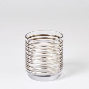 Thumbnail of Global Views - Platinum Banded Glass, DOF