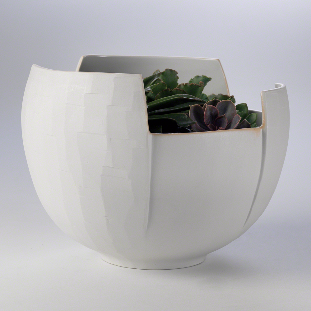 Global Views - Birch Bark Bowl