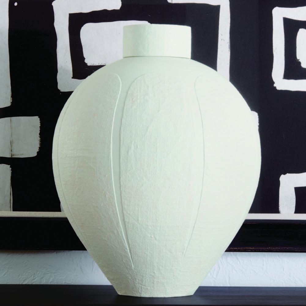 Global Views - Linen Jar