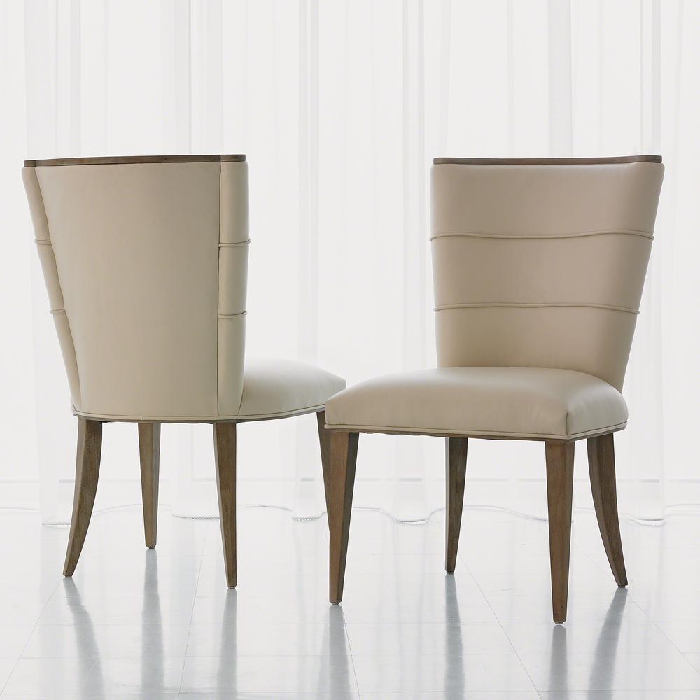 Global Views - Adelaide Side Chair
