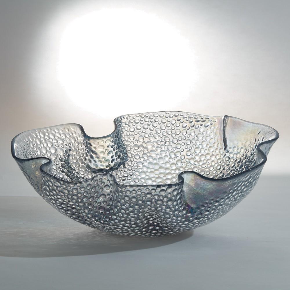 Global Views - Iridescent Pebble Bowl