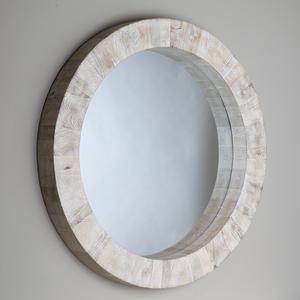 Thumbnail of Global Views - Driftwood Round Mirror